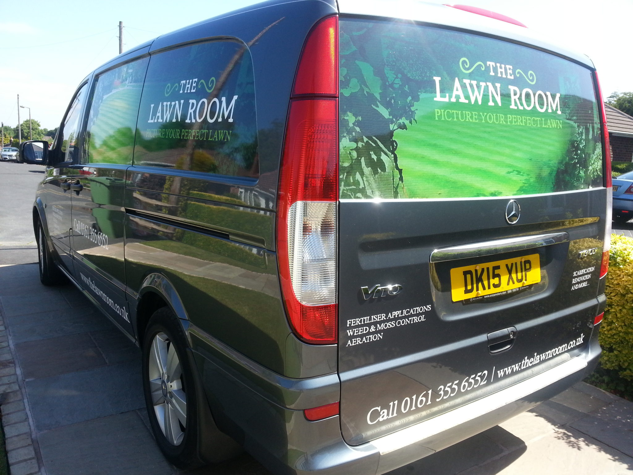 Lawn Care, Wilmslow, Cheshire